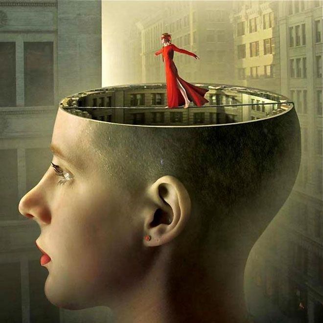 Igor Morski, art, illustration, photography, surrealism, mixed media