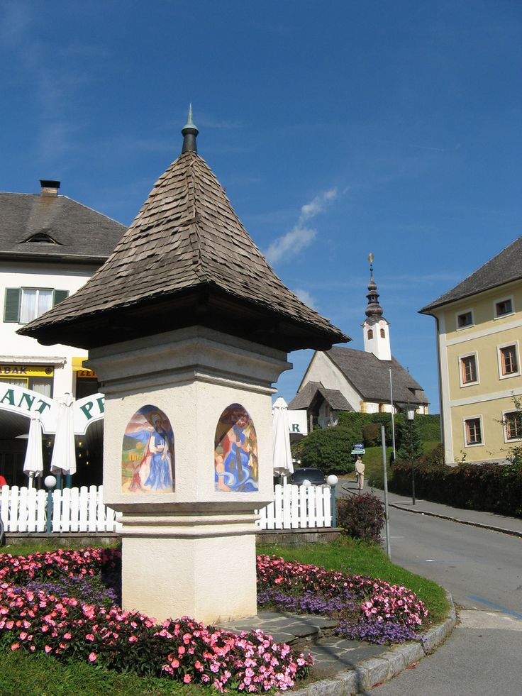 Maria Wörth, Carinthia, Austria   Flickr - Photo Sharing!