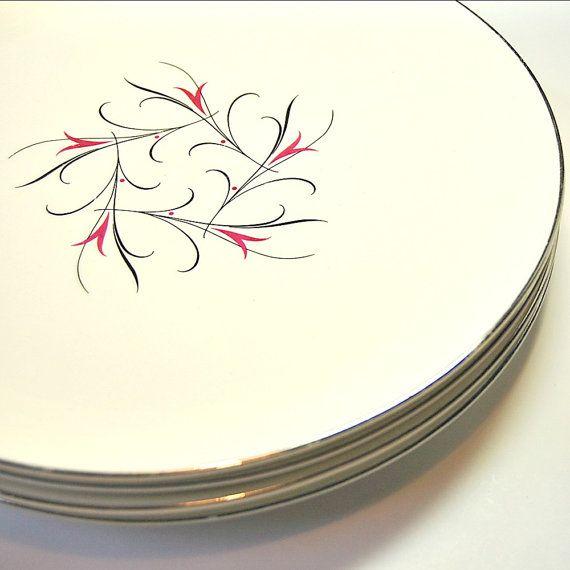 11 best Vintage Dinnerware images on Pinterest | Vintage ...