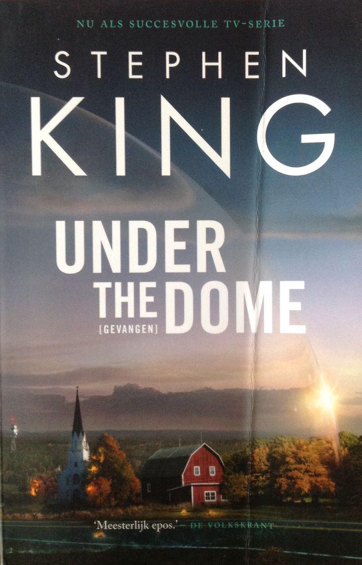 Stephen King: Under the dome/Gevangen