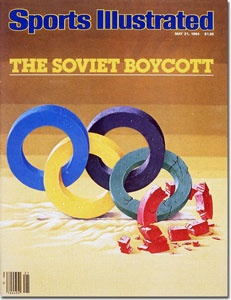 The boycott of the 1984 Summer Olympic games in Los Angeles, United States, was a follow-up to the U.S.-led boycott of the 1980 Summer Olympic games in Moscow.
