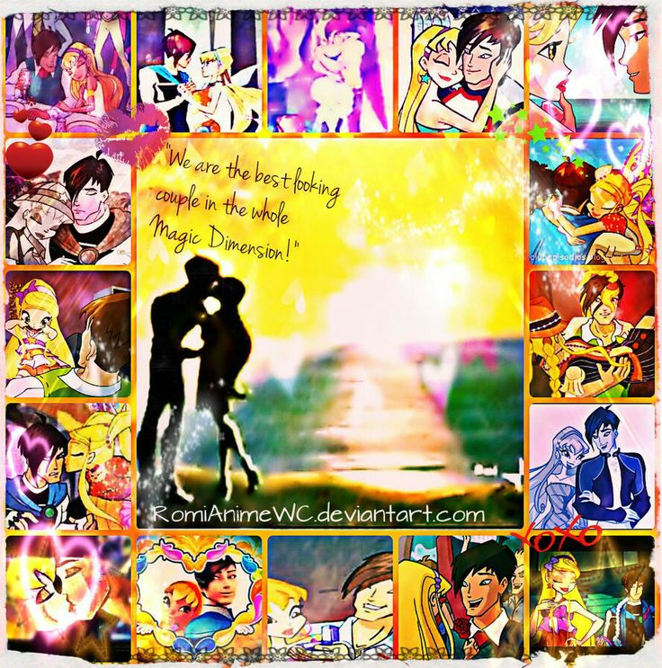 21 Best Images About Winx Club On Pinterest