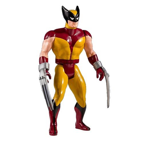 DEAL OF THE DAY Wolverine Marvel Secret Wars Jumbo Action Figure: A Gentle Giant Release! Harken back to the days of Marvel's Secret Wars with this jumbo-size reproduction of Wolverine! This Wolverine Marvel Secret Wars Jumbo Action Figure features Wolvie as he appeared in Marvel's line of Secret Wars action figures.  TO BUY CLICK ON LINK BELOW http://tomatovisiontv.wix.com/tomatovision2#!action-figure/c1t9c