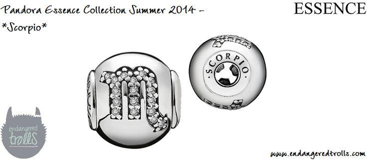 Pandora Essence Collection Scorpio