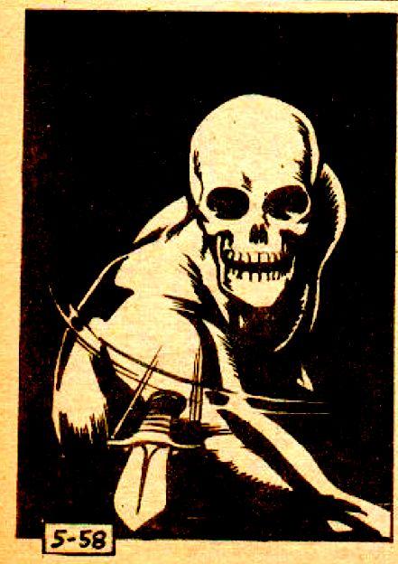 Kriminal : Bunker/Magnus #skull