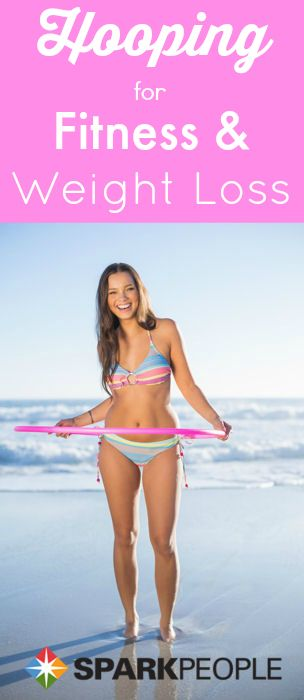 I love hula hooping!!!  How many calories does hooping burn? Is it a good way to get in shape? Here's what you need to know