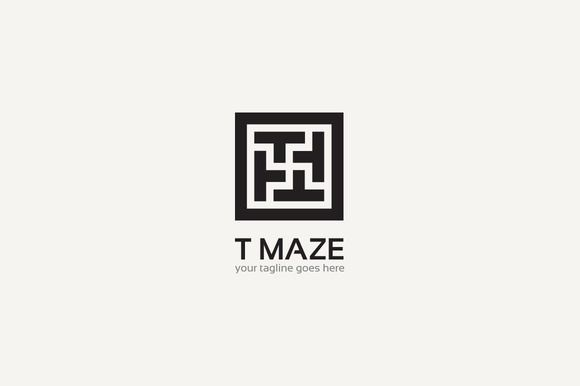 Maze Logo by @Graphicsauthor