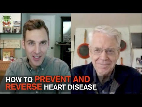 Dr. Caldwell Esselstyn on How to Prevent and Reverse Heart Disease with Nutrition - Chris Beat Cancer