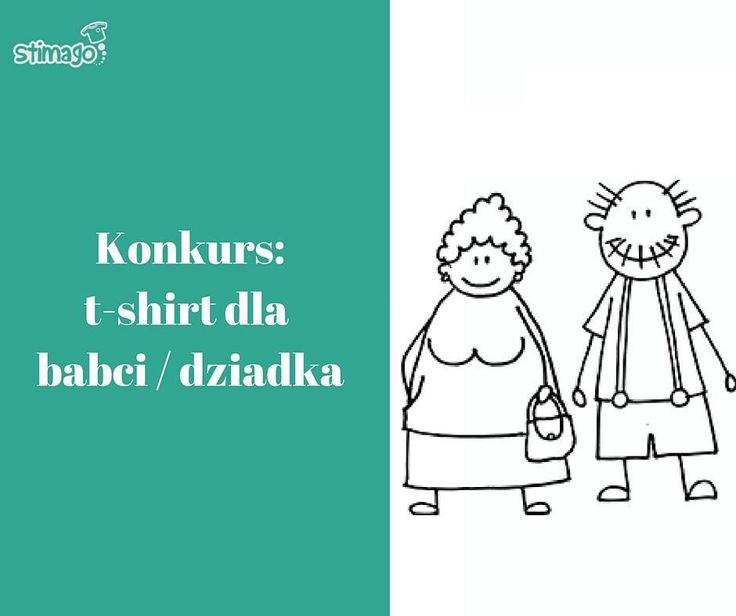 Na naszym Facebooku #konkurs! :-) Kliknij w link w bio i wschodź do zabawy! #koszulka #dlababci #dladziadka #zaprojektuj #iwygraj
