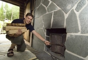 Sauna, se suomalaisten tärkein aktiviteetti:)