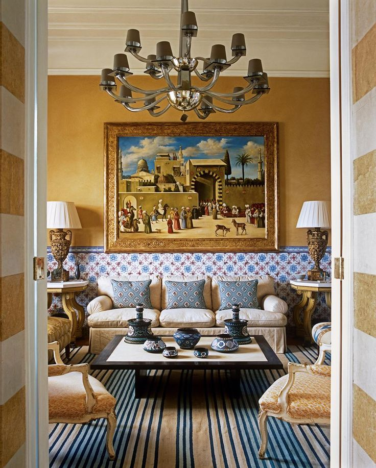 Traditional Interior Design By Ownby: Perfect Symmetry! Alidad. Pinterest 20 Best Interiors With