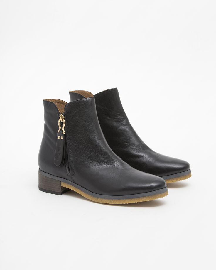 See by Chloe Jamie Zip Ankle Boot