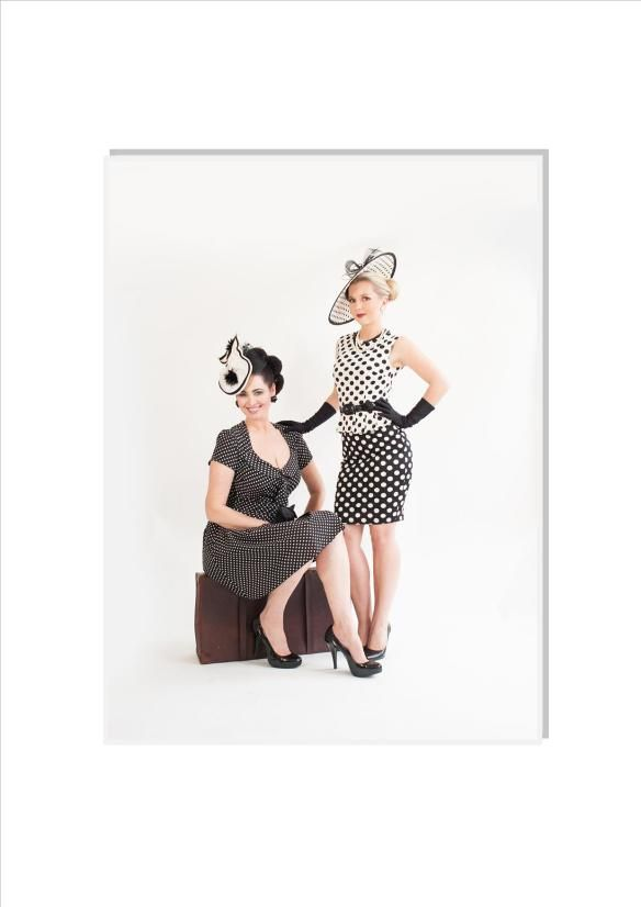 Amazingly talented milliner. www.monikaneuhauser.co.nz
