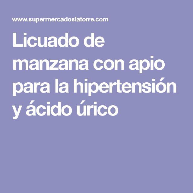 enfermedades causadas por el acido urico recetas caseras para bajar acido urico
