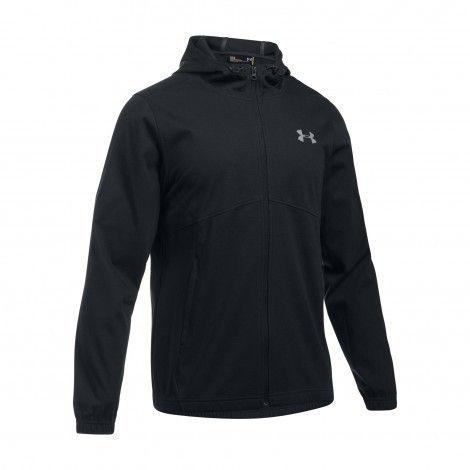 Under Armour Spring Swacket jack heren black De Wit Schijndel @underarmour #shirt#underarmour #fitness #sport #sweater #jack