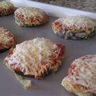 shopping list: Food Recipes, Eggplant Pizzas So, Crust Pizzas, Eggplant Pizza Recipes, Pizzas Recipe, Pizzas Sounds, Cheese, Delicious Veggies 3
