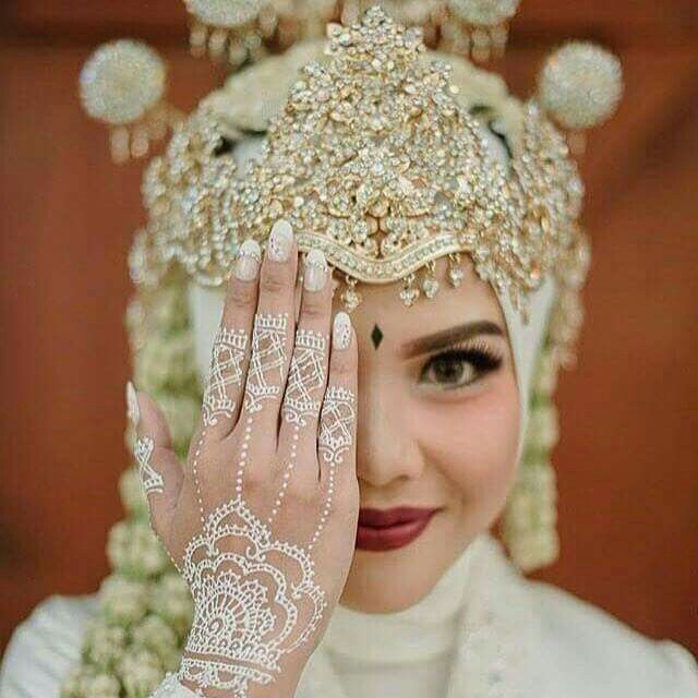 Pin Oleh Widyashani Di Wedding