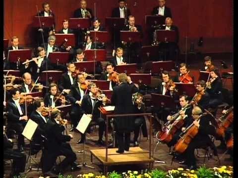 "P. I. Tchaikovsky - Symphony No. 1 ""Winter Daydreams"" (Fedoseyev)"