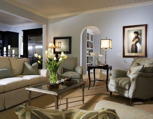 121 best images about paint colors on pinterest paint colors favorite paint colors and revere - Living room paint cream ...