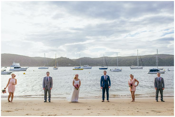 Sophie + Jeremy - Real Wedding at Moby Dicks Whale Beach. Photography by Gold Hat Photography.
