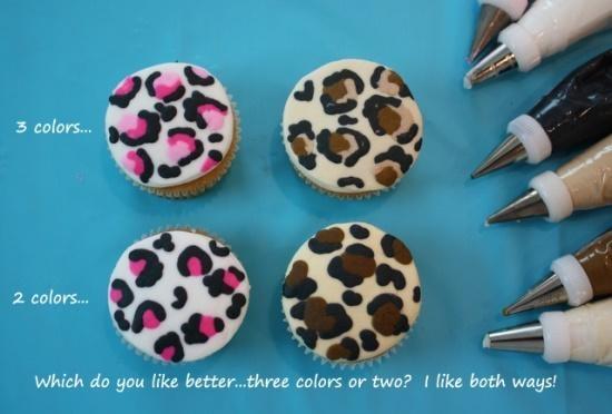 Zebra Cake Recipe Joy Of Baking: 17 Best Images About Cupcake Tutorials On Pinterest
