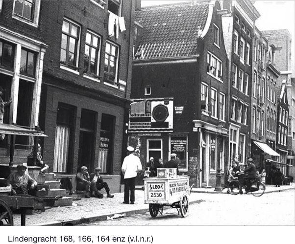 Amsterdam, Lindengracht.