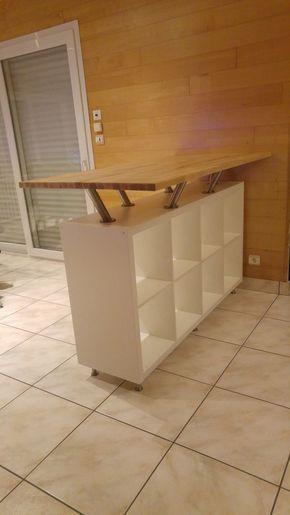 die besten 25 stehtisch selber bauen ideen auf pinterest selber bauen bar europaletten regal. Black Bedroom Furniture Sets. Home Design Ideas