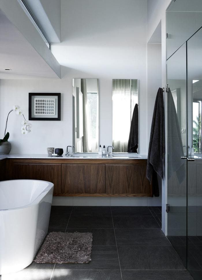 House I, Cape Town, LCK Architects #bathroom