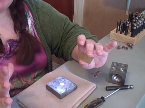 """""""A video tutorial on how to make Bead Caps""""  I haven't looked at this yet, but it's something every jeweler needs to know."""