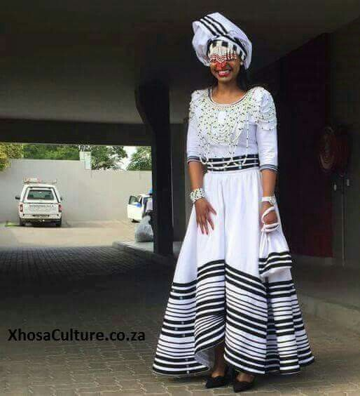 Xhosa Outfit