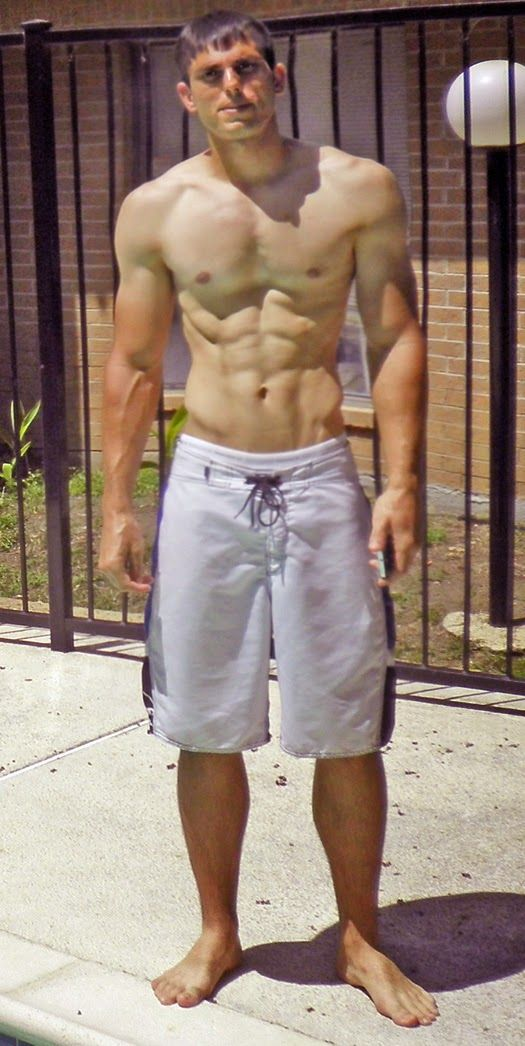 Images of handsome hunks morphed taller, more muscular, and better looking by the Michelangelo of male muscle, TallSteve.