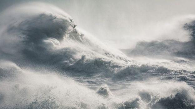 Foto de tempestade feita por Rachael Talibart