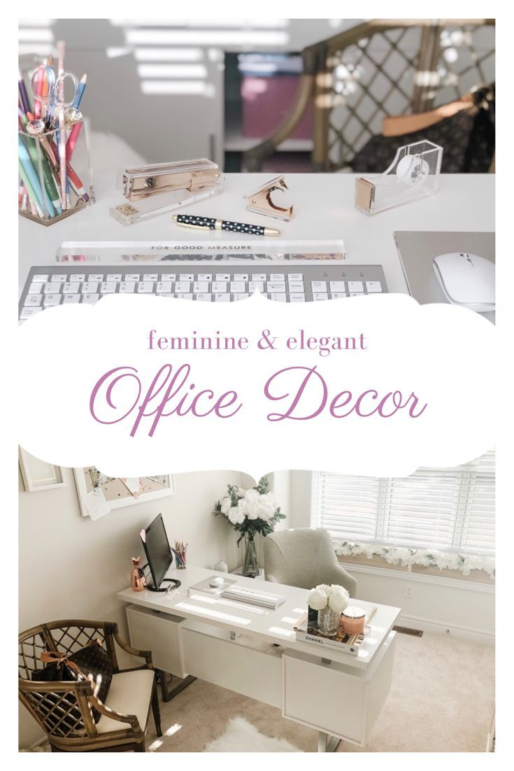 Home Office Decor And An Obsession For