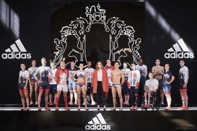 アディダスとステラ マッカートニーがリオ五輪英国代表チームに向けたキットを発表