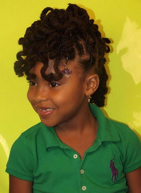 Cool 1000 Images About Lil Girls Natural Hair Styles On Pinterest Short Hairstyles Gunalazisus
