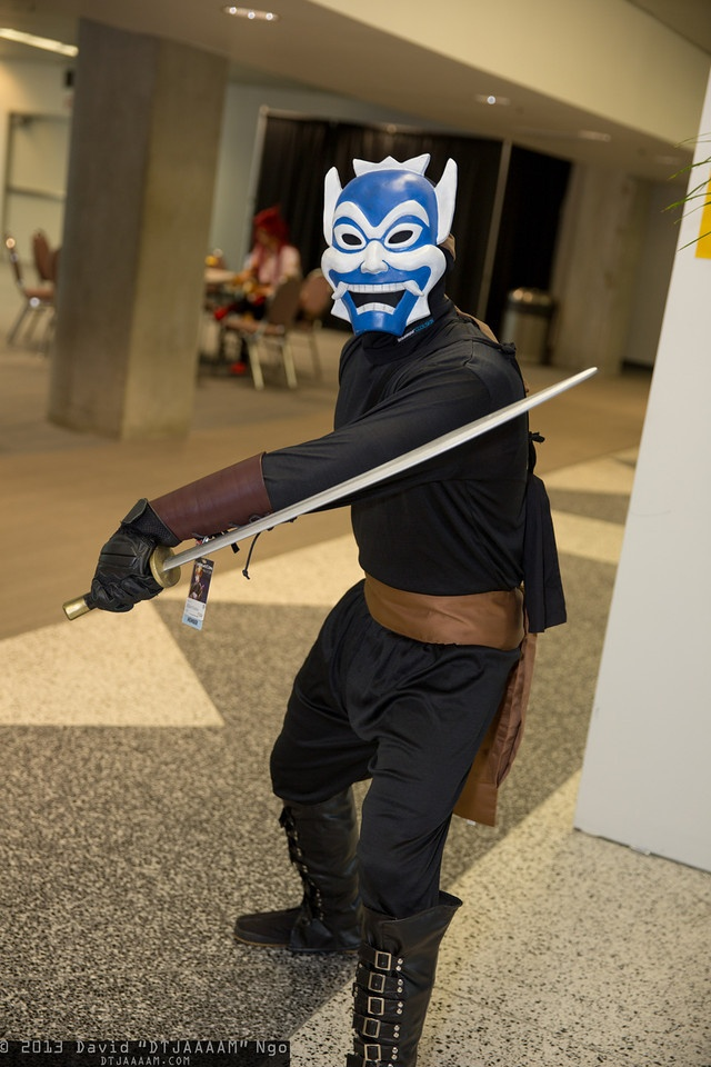 1000+ images about Blue Spirit Cosplay Reference on Pinterest