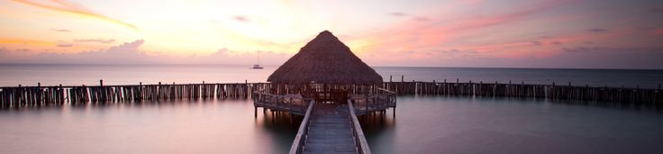 Thatch Caye cabana 7 nights, $2448 each, all meals, 3 snorkling tours, 2 mainland adventures, transportation to/from Dangriga, one private dinner