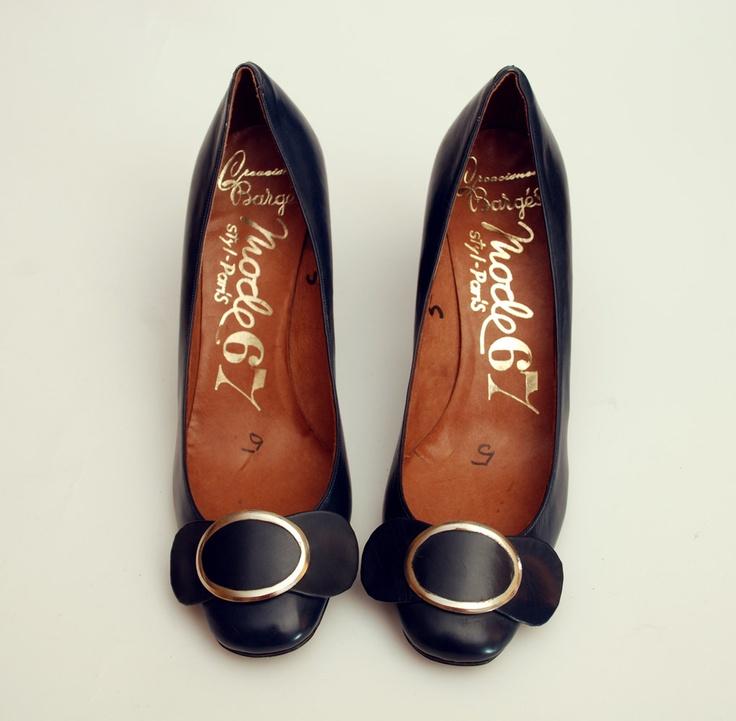 Pilgrim shoes <3