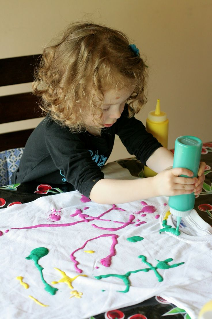 Best 25 puffy paint shirts ideas on pinterest puff - How to design your own shirt at home ...