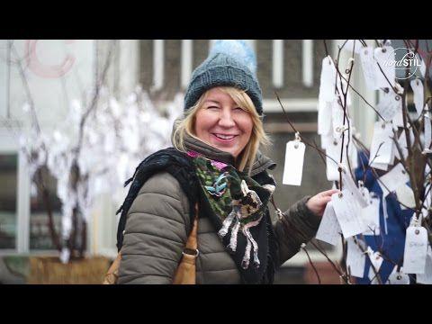 Meine Weihnachtsdeko 2016 By Imke Riedebusch Youtube Imke