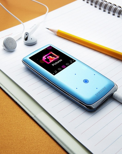 SAMSUNG MP3-Player S3