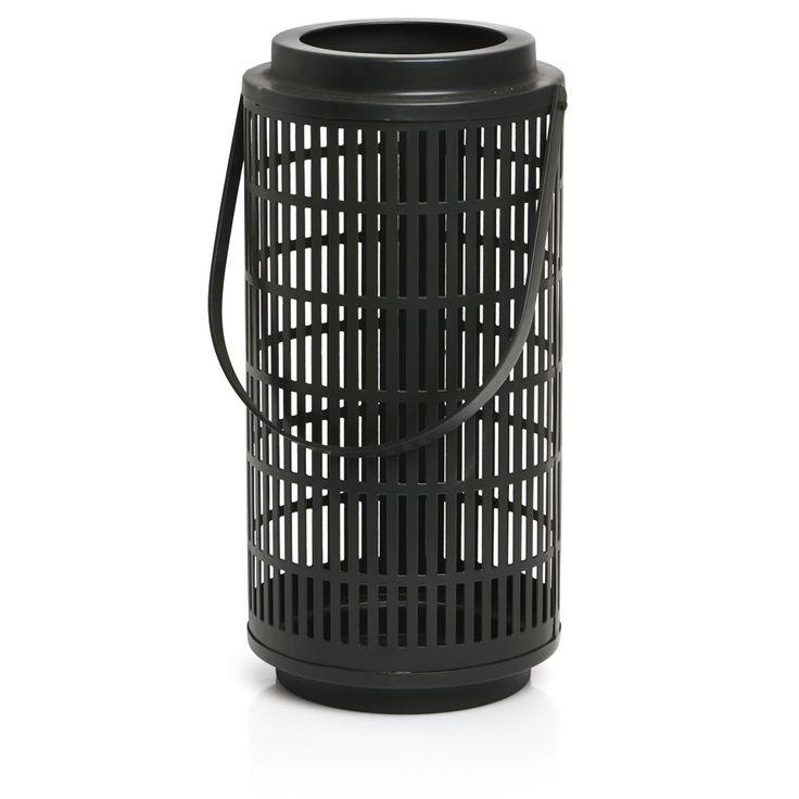 Wilko Utility Lantern Black