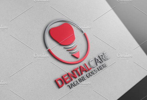 Dental Logo Dental Logo Custom Logo Design Dental