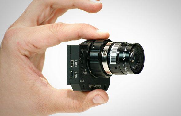 Novo Camera: máy quay video nhỏ gọn, có thể tuỳ chỉnh khẩu độ ống kính,uxl.vn,Góc Chia Sẻ