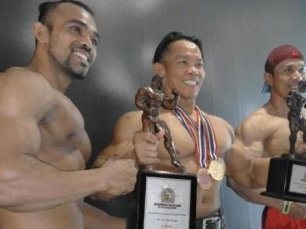 Atlet Binaraga, Berprestasi Tapi Seperti Tak Dianggap