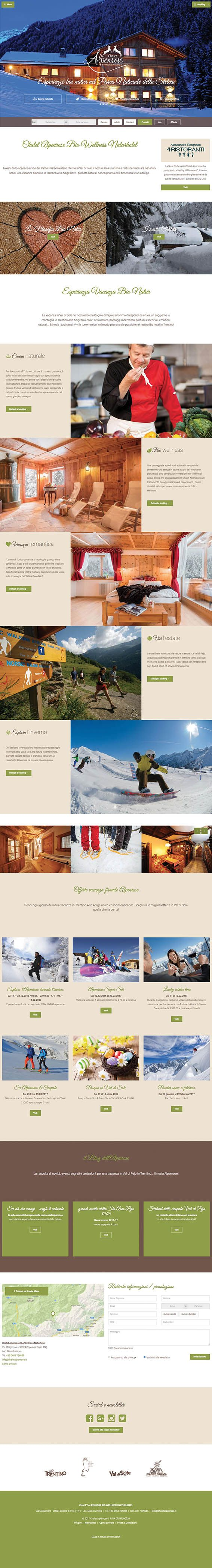 #chaletalpenrose www.chaletalpenrose.it #Kumbe #portfolioweb #webdesign #website #responsivedesign #responsive #bio #wellness #natur #biowellnessnaturhotel #chalet #parconazionaledellostelvio #valdisole #cogolo #pejo #trentino #trentinoaltoadige #wonter #inverno #estate #summer #ski #snow #bike #trekking #love #fun #family #holiday