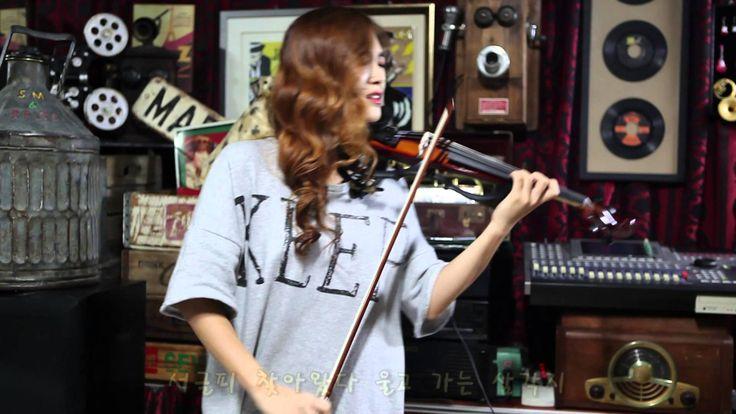 돌아가는 삼각지 - Electric violinist Jo A Ram(조아람)