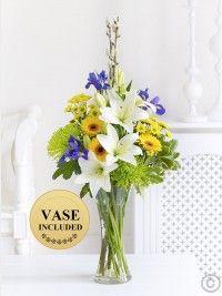 Spring Elegance Arrangement
