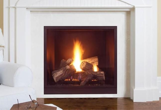 Simple Temco Fireplace | Temco Fireplaces | Pinterest | Gas fireplace