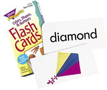 8 Pack TREND ENTERPRISES INC. FLASH CARDS COLORS SHAPES 96/BOX by Trend. $62.76. Perfect for building basic skills and reinforcing learning. Photos build recognition of 10 colors and shapes along with numbers to 25. Wonderful reinforcement activities for home, school, and travel.